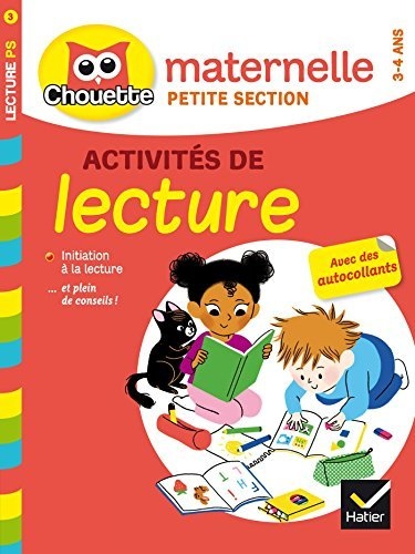 Collection Chouette: Activites De Lecture Ps (3/4 Ans) (French Edition) by Albert Cohen (2015-01-14)