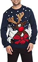 Charles Wilson Novelty Christmas Jumper
