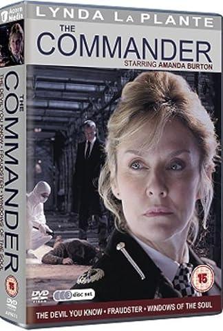 The Commander - 3-DVD Box Set ( The Commander: The Devil You Know / The Commander: The Fraudster / The Commander: Windows of the Soul ) [ Origine UK, Sans Langue Francaise ]