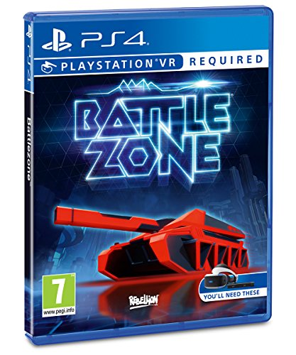 BattleZone [PlayStation VR ready] - PlayStation 4
