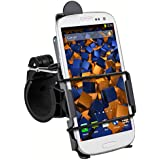 mumbi Système de fixation sur guidon Samsung Galaxy S3 i9300 de Vélo / Moto - sécurité totale en portrait / paysage