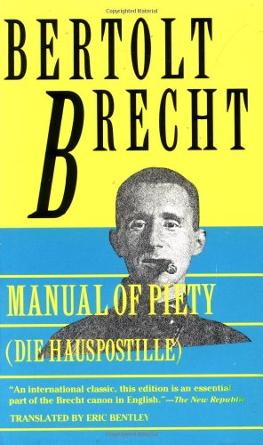 Manual of Piety (Brecht, Bertolt)