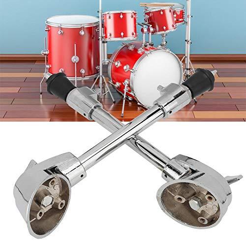 Bnineteenteam 2Pcs Drum Spurs Legs Anti-Rutsch Bass Drum Feet für Precussion Instrument Ersatz