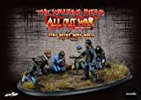 2 Tomatoes Games The walking dead - All out war, Set di 6 figurine in miniatura