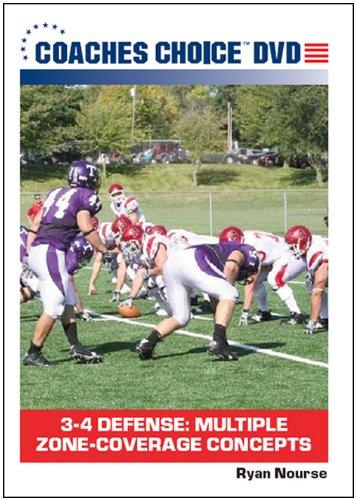 3-4 Defense: Multiple Zone-Coverage Concepts -
