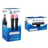 PlayStation Move Motion-Controller - Twin Pack [PSVR] & PlayStation 4 Camera (2016)