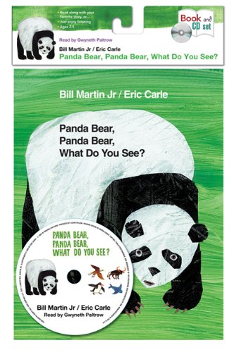 Panda Bear, Panda Bear, What Do You See? [With Book(s)] (Brown Bear & Friends)