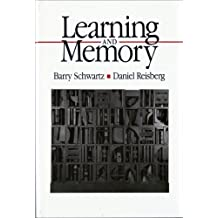 Learning and Memory by Daniel Reisberg (1991-05-17)
