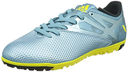 Blu EU 44 adidas Messi 10.3 TF Sneakers da Uomo Matt Ice hc5