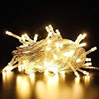 Happium - USB Connection Warm White 80 LED Fairy Light String 10M