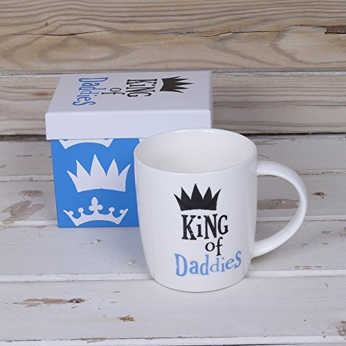 The Bright Side - King Of Daddies Mug (New Design) by Bright Side