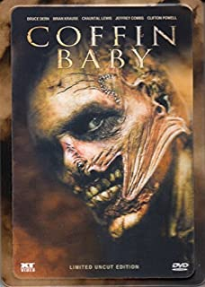 Coffin Baby - The Toolbox Killer Is Back (uncut) 3D-Holocover Ultrasteel Edition by Bruce Dern
