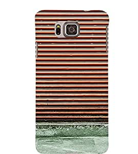 "NIRANG High Quality Printed Desinger Back Case Cover For ""SAMSUNG GALAXY ALPHA (G850)"""