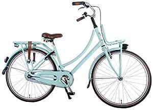 Kubbinga Fille Volare Excellente avant de transport pour vélo Taille unique Mint Blue