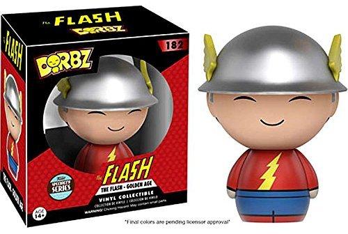 DC Comics Dorbz Vinyl Figura Speciality Series Golden Age The Flash 8