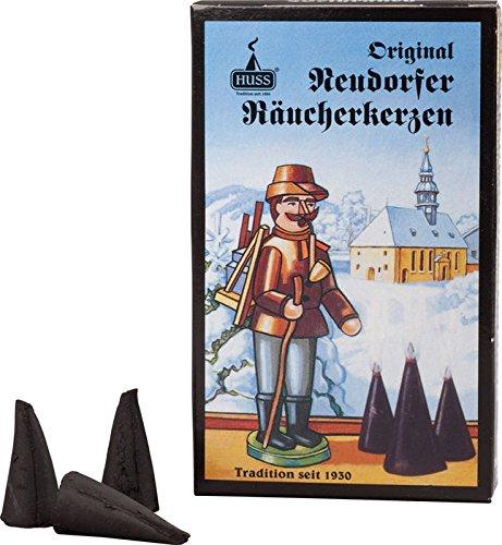 Kiefer-fichte (Fichte/Kiefer - Huss Original Neudorfer Räucherkerzen aus dem Erzgebirge)