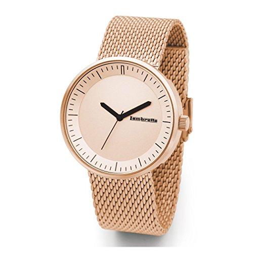 LambrettaWatches Uhr mit Miyota Uhrwerk Unisex 2165 44.0 mm