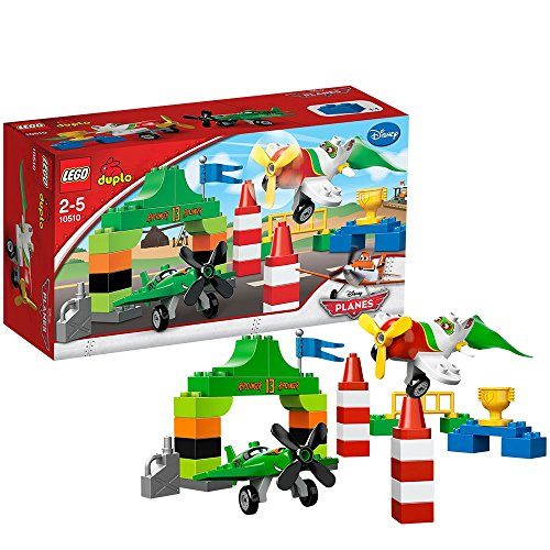 LEGO - A1304489 - La Course Aérienne De Ripslinger - Planes