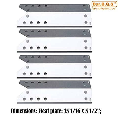 Bar.b.q.s 96781 ( 4pack ) Replacement Gas Grill Stainless Steel