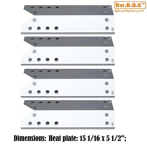 barbqs-96781-4-stck-ersatz-gasgrill-edelstahl-hitzeschild-hitze-platte-wrme-zelt-brenner-abdeckung-f