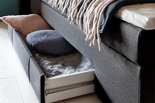 Boxspringbett Andybur mit Bettkasten Luxus Hotelbett Bild 6*