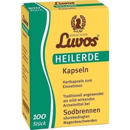 Luvos Heilerde Kapseln, 100 St.