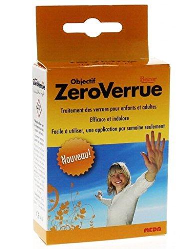 Objectif ZeroVerrue 5ml by Meda Pharma