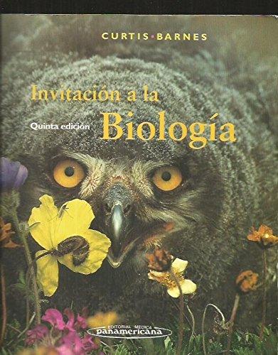 Invitacion a la biologia por N. Sue Barnes