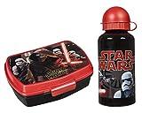 Set Brotzeitdose und Aluflasche Star Wars