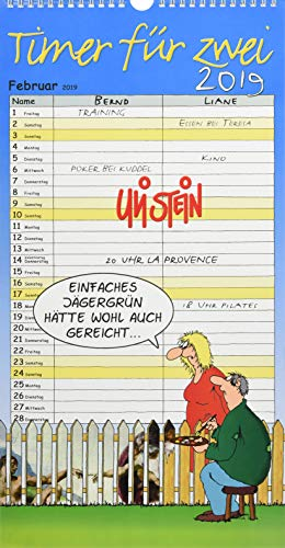 Uli Stein Timer für zwei 2019 por Uli Stein