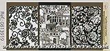 dayka Trade carta di decoupage, Multicolore, 62x 32cm