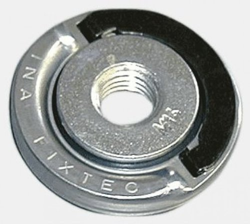 Amoladora de ángulo 63802191010Fixtec–Tuerca de cierre rápido Kress