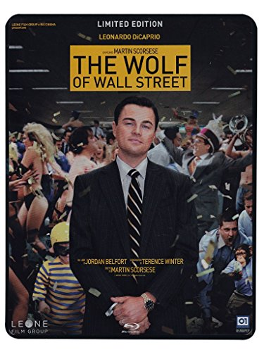 The wolf of Wall Street(steel case) (limited edition) [(steel case) (limited edition)] [Import anglais]