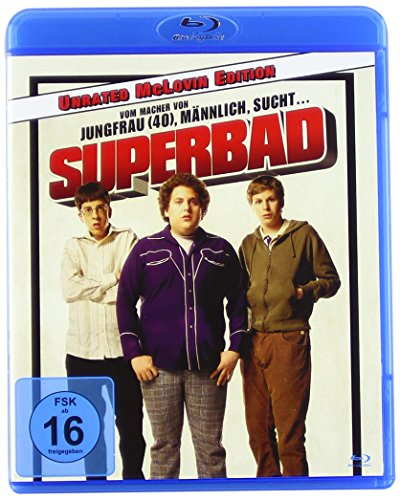 Superbad - Unrated McLovin Edition [Blu-ray]
