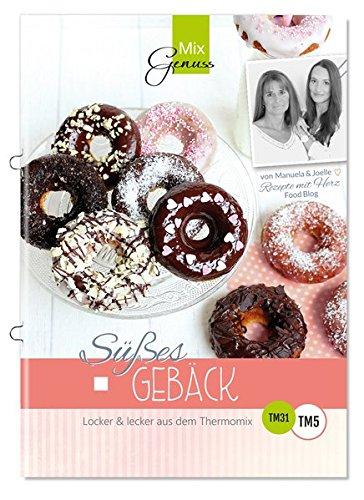 Buchseite und Rezensionen zu 'Süßes Gebäck: Locker & lecker aus dem Thermomix' von Manuela Herzfeld