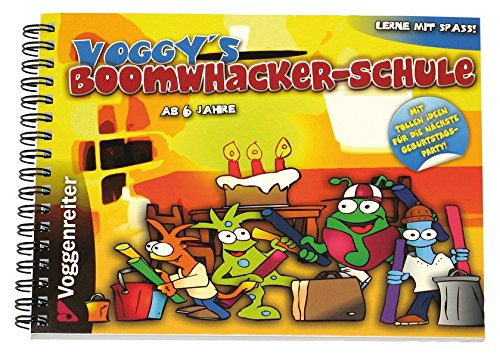 Voggy's Boomwhacker-Schule