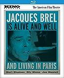 Jacques Brel Is Alive & Well & Living Paris (1975) [Edizione: Stati Uniti] [Italia] [Blu-ray]