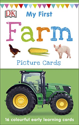 My First Farm (Picture Cards) por DK