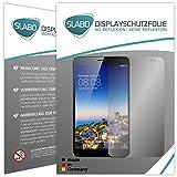 2 x Slabo Displayschutzfolie Huawei MediaPad X1 7.0 Displayschutz Schutzfolie