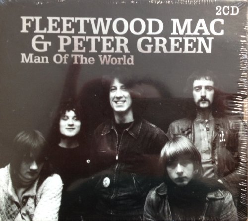 Man of the World by Peter Green and Fleetwood Mac (2004) Audio CD Green Music Box