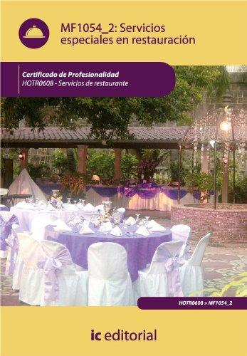Servicios especiales en restauración. HOTR0608 por Antonio Caro Sánchez-Lafuente