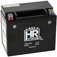 Offroad Wartungsfreie AGM DIN51012 Kymco MXU 250 // 300 Onroad MF Fulbat Batterie FTX12-BS