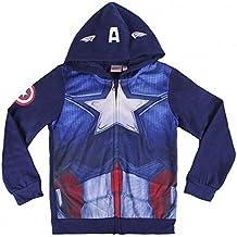 Capitan America sudadera T10