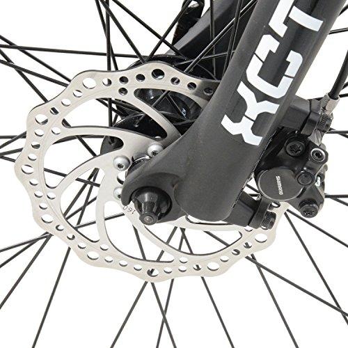 "51XxrAXhS6L. SS500  - Surge Mens 27.5"" Wheel Mid Drive Electric Mountain Bike, 8 Speed shimano Acera Gears"