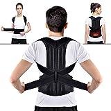 Back Posture Corrector, Shoulder Posture Correction - MS.DEAR Adjustable Full Back & Shoulder