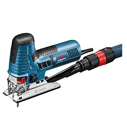 Bosch Professional - Sierra de calar GST 160 CE (800 W, 240 V, L-BOXX)