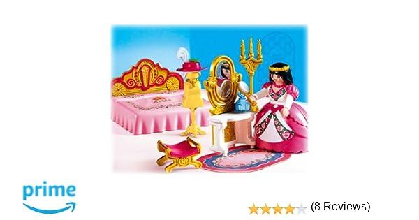 Playmobil 4253 Princesse Chambre Amazon Fr Jeux Et Jouets
