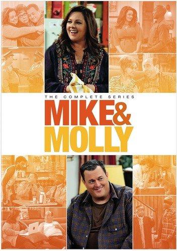 Mike & Molly: Season 1 - Season 6 [DVD] [Import]