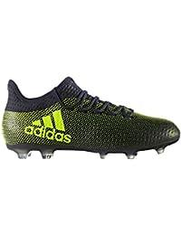 Adidas Scarpe da calcio X 17.2 Fg Tinley/Amasol/Tinley 11
