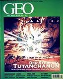 GEO Magazin 2000, Nr - 10 Oktober - der Stein des Tutanchamun, Tropeninstitut, Museen, Schlafwandeln, Fotografie, Zoo, Südsee-Serie Teil 3 -